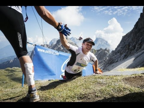 The Toughest Team Race in the World - Red Bull Dolomitenmann 2013