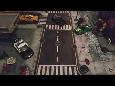 Marvel Universe Miniature Game- Brotherhood VS. Avengers