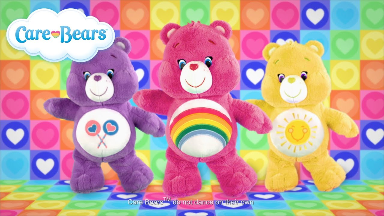 Strawberry Shortcake Girl Wallpaper New Care Bears Plush Commercial Youtube