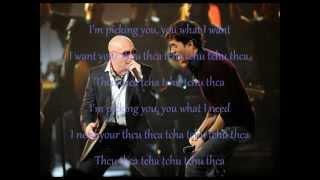 Pitbull - Tchu Tchu Tcha (Lyrics) ft. Enrique Iglesias