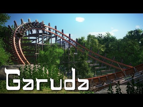 Planet Coaster - Garuda (ft. Rudi Rennkamel)