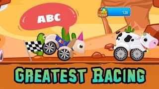 Kid game video | Racing car | Greatest [ Childhood Trip ]