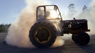 GoPro: Tractor Drift