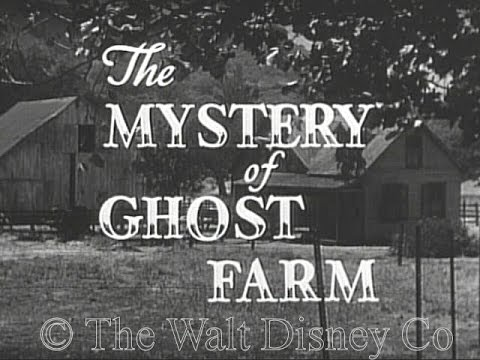 The Hardy Boys - The Mystery of Ghost Farm - Episodes 1 and 2