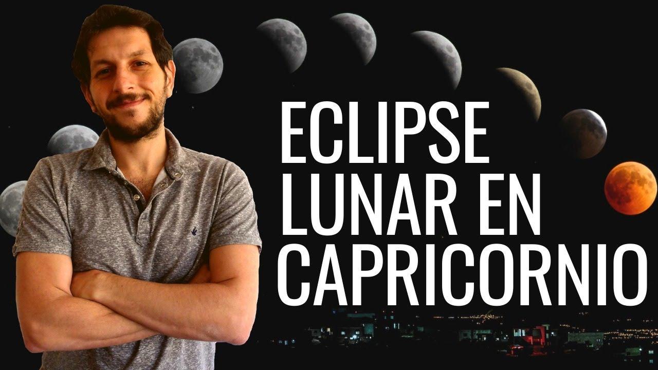 Eclipse Lunar en Capricornio   5 de julio 2020