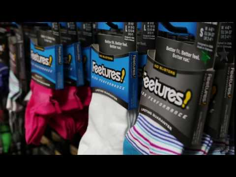 Buy 3 Get 1 Free Feetures Running Socks from Confluence Running