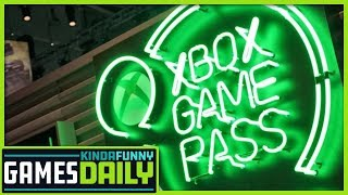 The Power of Xbox Game Pass - Kinda Funny Games Daily 02.18.19