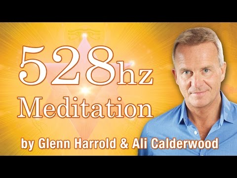 MI 528 Hz Frequency Solfeggio Healing Meditation HD - Transformation, DNA Repair & Miracles