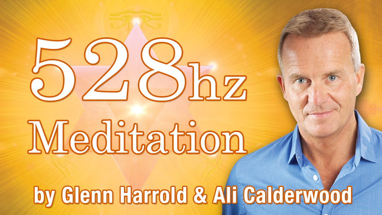 528 Hz Solfeggio Meditation - Transformation & Miracles - MP3 Download