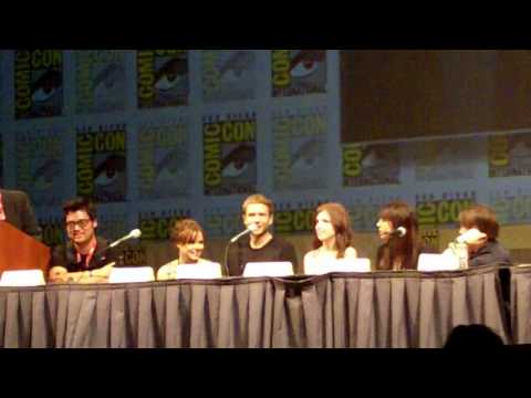 Comic Con 2010: SCOTT PILGRIM VS. THE WORLD Panel - Part 1