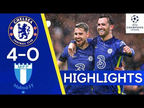 Chelsea Malmö Goals And Highlights