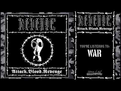 REVENGE - Attack.Blood.Revenge (2020 re-issue) Full Album