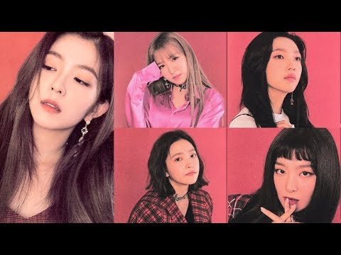 RED VELVET - Aitai-tai + 'Cause it's you (RV 1st Concert) (MV Fanmade)