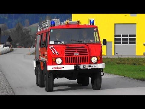 KLF-A Feuerwehr Windischgarsten