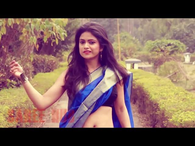 aranye saree // ?????? ???? // saree videoshoot // model priyanka roy kundu // new video