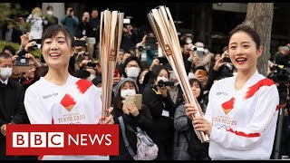 Japan warns fans not to cheer during Olympics to prevent Covid surge - BBC News