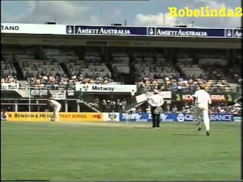 James Brayshaw 16 vs Queensland 1995