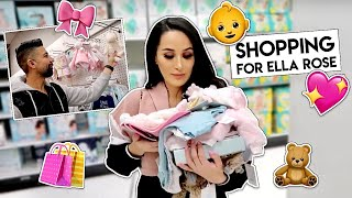 Our First Time Baby Shopping | Dhar and Laura