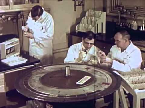 """1961 Atomic Bomb Explosion Test Footage """"Operation Plowshare - Atoms for Peace"""""""