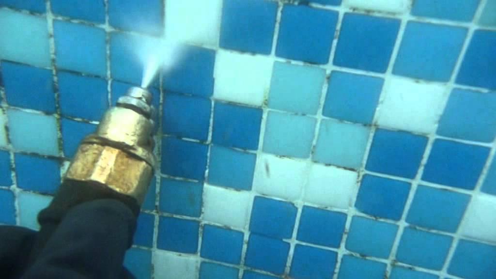 reparacion de piscinas sin vaciar limpieza de piscina en