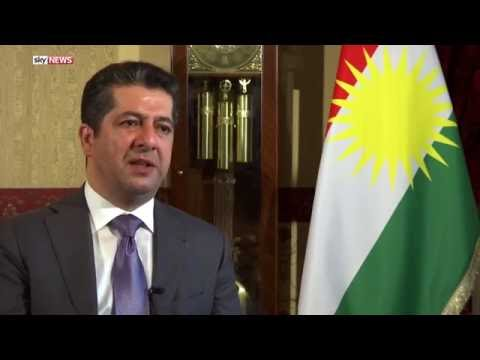 Kurdish forces intend to keep Iraq land, says national security chief