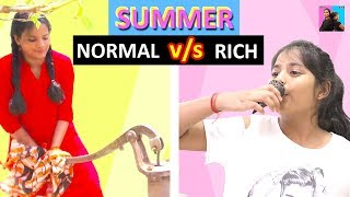 Village vs City -Summerl Funny Story  l Village Vs City l Ayu And Anu Twin Sisters