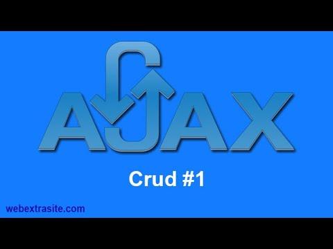 Bài 2 : Ajax cơ bản - Thêm Xóa Sửa Dữ Liệu #1