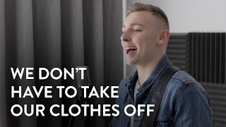Jermaine Stewart - We Don't Have To Take Our Clothes Off | Cover By Brad Matthews
