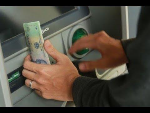 Hướng dẫn cách chuyển tiền qua cây ATM Chuyển tiền Mọi lúc từ máy ATM