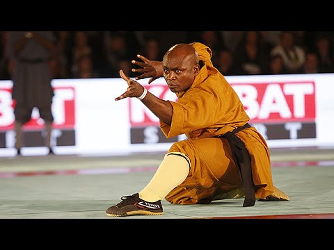 Le Shaolin Kung Fu au Festival des Arts Martiaux Nord-Europe 2015