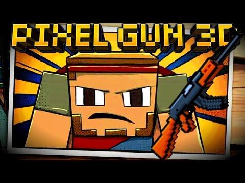 Pixel Gun 3D | Зомби Стрелялки Прохождение, #Игры для Мальчиков