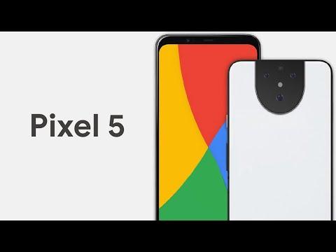 Google Pixel 5 –Шаг назад