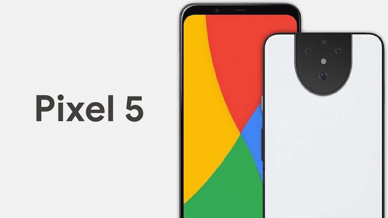 Google Pixel 5 – Шаг назад - YouTube