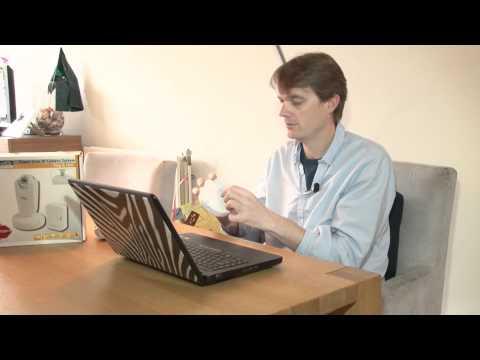 IP bewakingscamera in een lampfitting - Review (Consumentenbond)