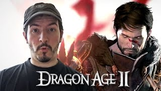 DRAGON AGE 2 - Destiny Extended Trailer REACTION & REVIEW