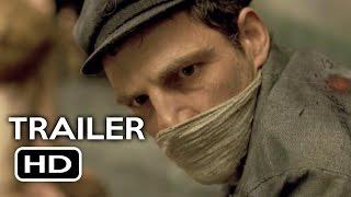 Son of Saul Official Trailer #1 (2015) Géza Röhrig Holocaust Drama Movie HD