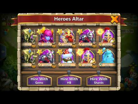Jtisallbusiness Castle Clash Shows Off Building Levels Troops And Relics