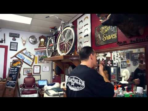 """Real California: The Small Farm Town Barber""- GA Thanksgiving Film Festival  2nd selection"