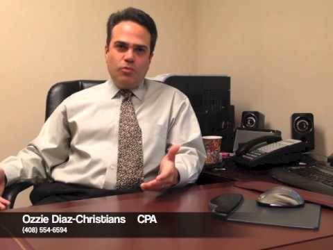 Ozzie Diaz Christians- CPA/Tax Preparation San Jose, Santa Clara