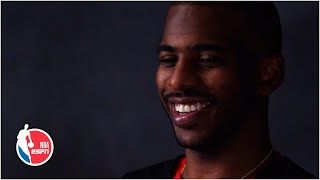 CP3 shares positives and negatives of joining OKC Thunder | NBA Sound