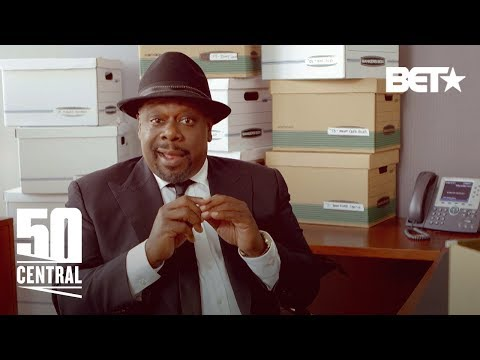 Cedric The Entertainer Goes After 50 Cent For FAKE Lyrics   50 Central