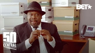 Cedric The Entertainer Goes After 50 Cent For FAKE Lyrics | 50 Central