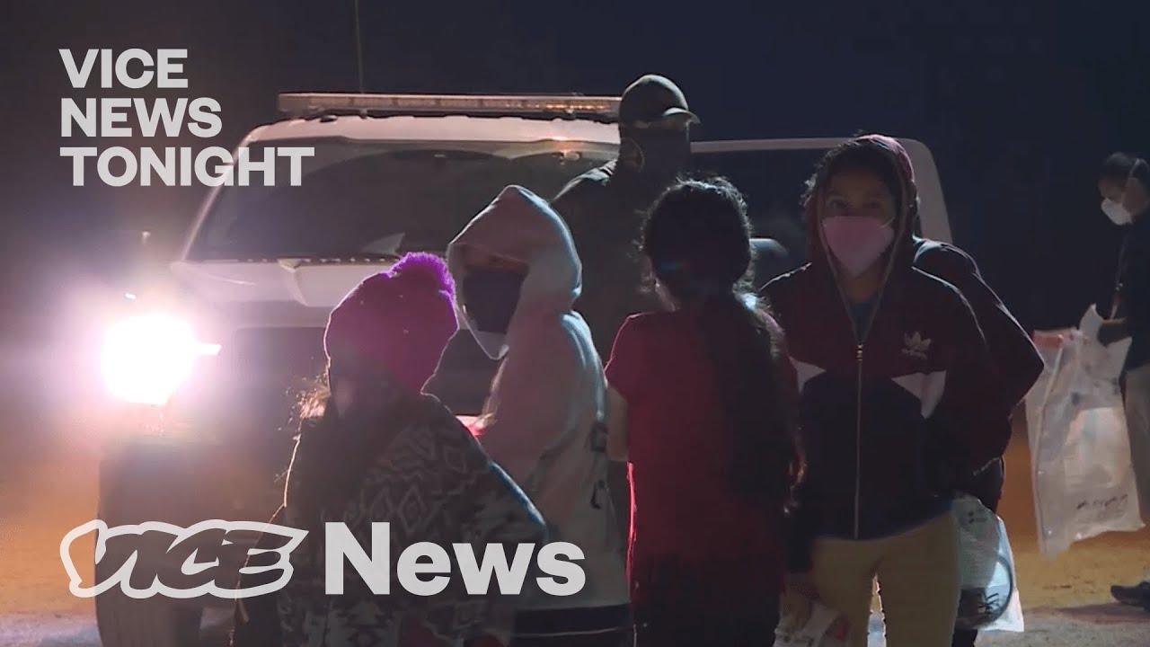 Thousands of Haitian migrants arrive at Texas border city Del Rio's ...