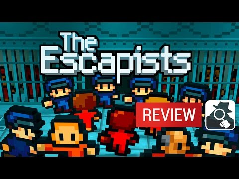 THE ESCAPISTS (iPhone / iPad / Android) | AppSpy Review