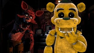 GOLDEN FREDDY PLAYS: Five Nights at Freddy's (Night 5)