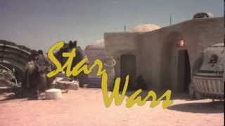 Star Wars VS Night Court - 80's TV Theme Song Intros