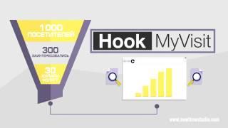 Видеоинфографика для компании Hook My Visit. Создание видео презентаций под ключ.(, 2014-05-15T17:14:55.000Z)