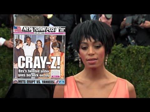 Solange Knowles Warned Rachel Roy Off Jay Z Before Elevator Attack | Splash News TV | Splash News TV