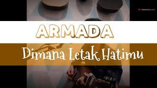 Dimana Letak Hatimu(Cover) Armada || PENGAMEN 2008 COVER