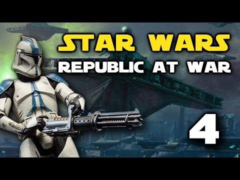 Star Wars: Republic At War - Episode 4 - Space Battle of Foerost